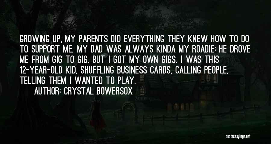 Crystal Bowersox Quotes 2228654