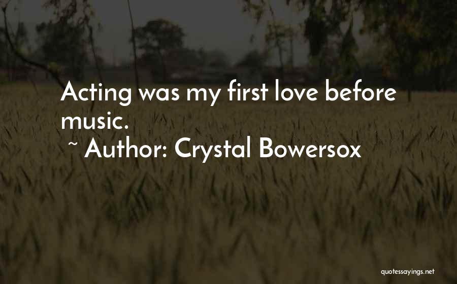 Crystal Bowersox Quotes 522442
