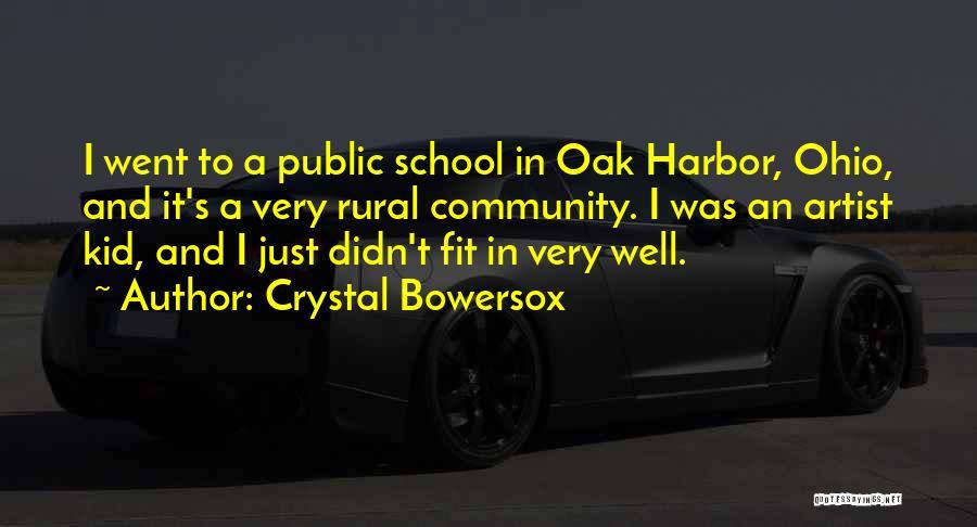 Crystal Bowersox Quotes 863117