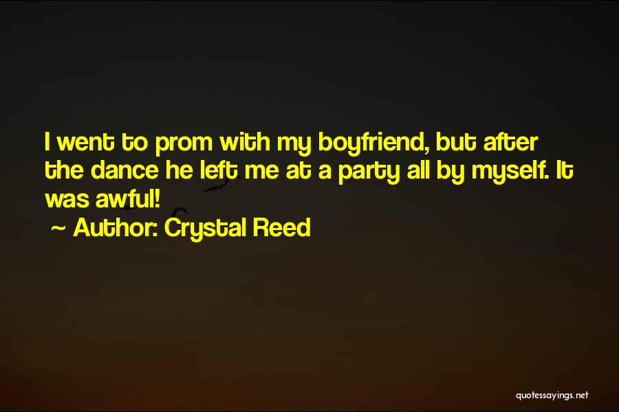 Crystal Reed Quotes 1161215