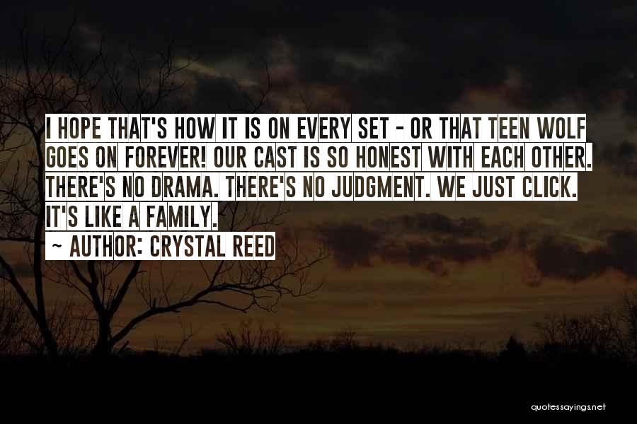 Crystal Reed Quotes 565428