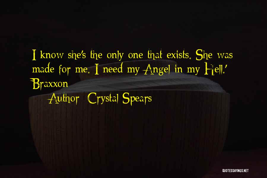 Crystal Spears Quotes 2205460