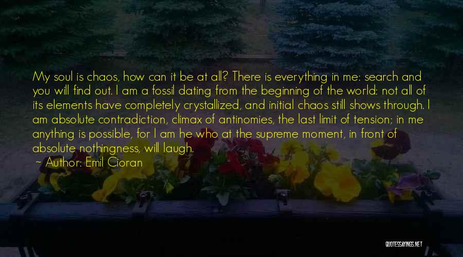 Crystallized Quotes By Emil Cioran