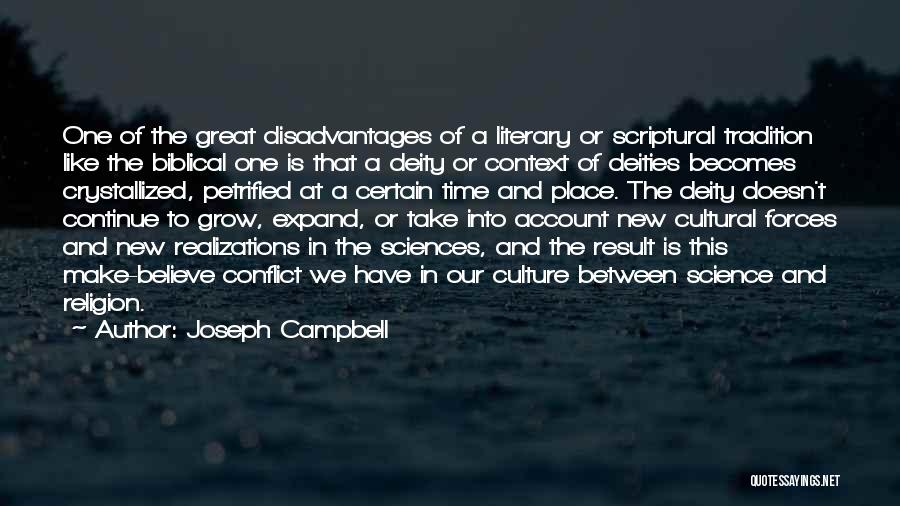 Crystallized Quotes By Joseph Campbell