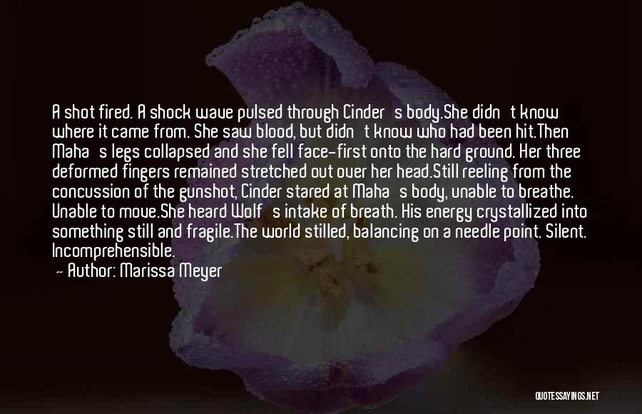Crystallized Quotes By Marissa Meyer