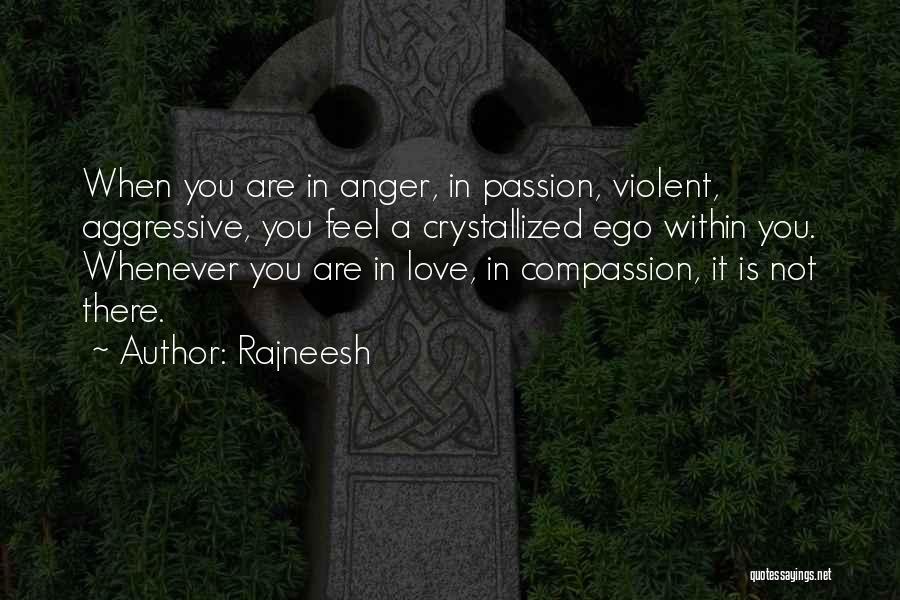 Crystallized Quotes By Rajneesh
