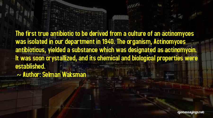 Crystallized Quotes By Selman Waksman