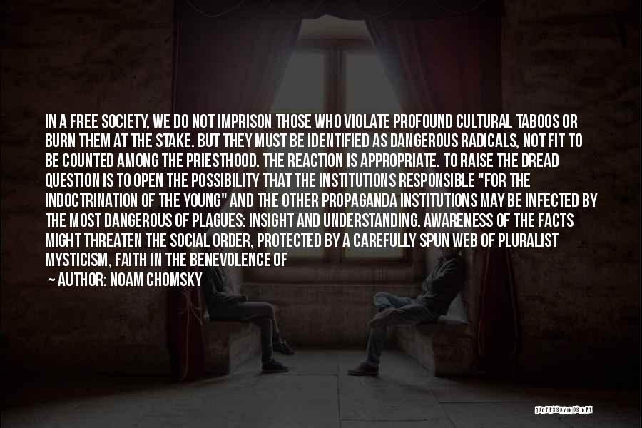 Cultural Understanding Quotes By Noam Chomsky
