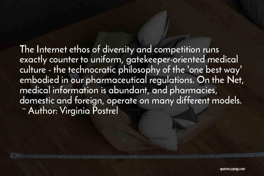 Culture And Diversity Quotes By Virginia Postrel