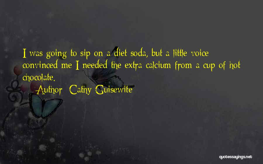 Cup Quotes By Cathy Guisewite