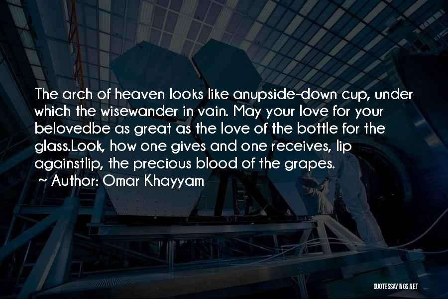 Cup Quotes By Omar Khayyam