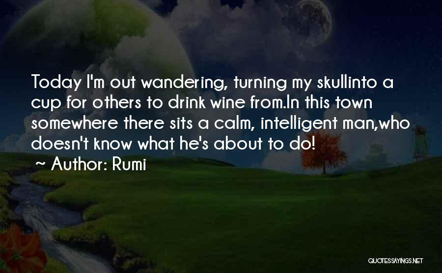Cup Quotes By Rumi