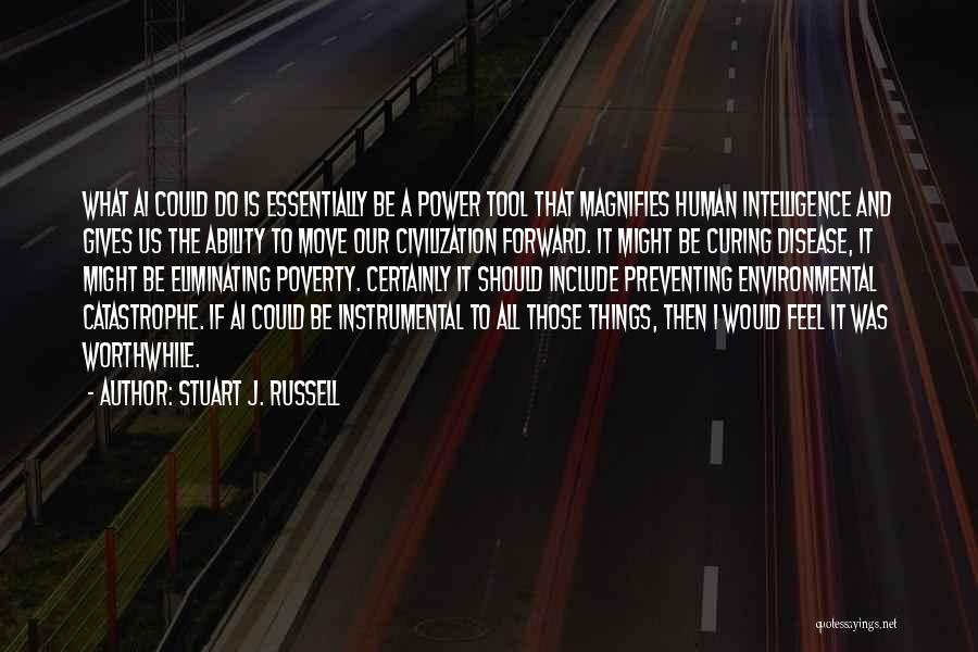 Curing Disease Quotes By Stuart J. Russell