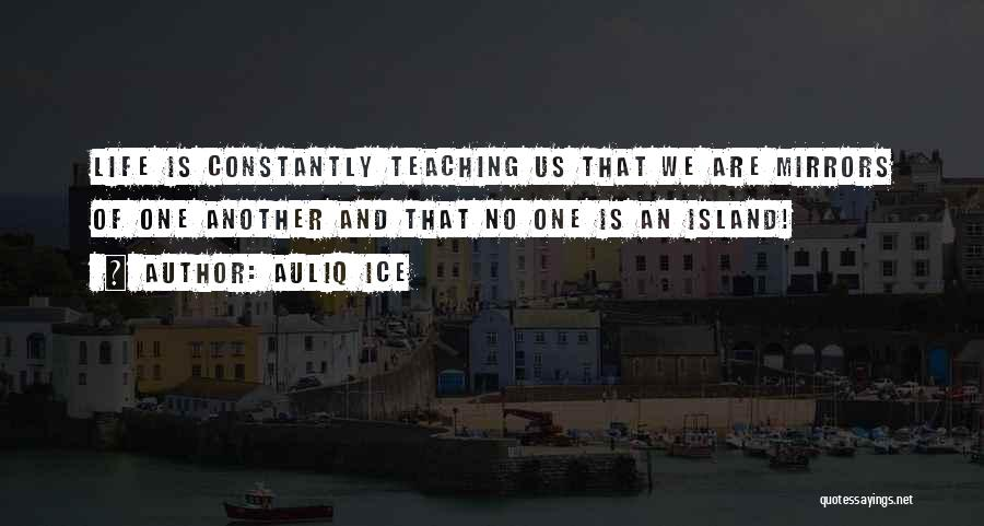 Curiosity And Love Quotes By Auliq Ice