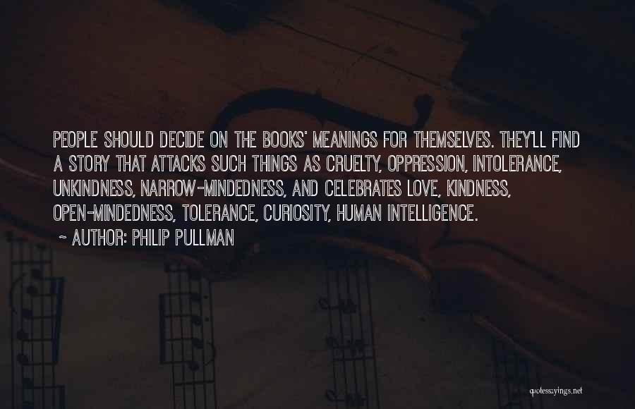 Curiosity And Love Quotes By Philip Pullman