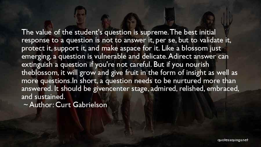 Curt Gabrielson Quotes 1264262