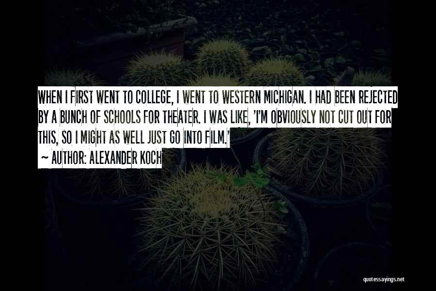 Cut Out Quotes By Alexander Koch
