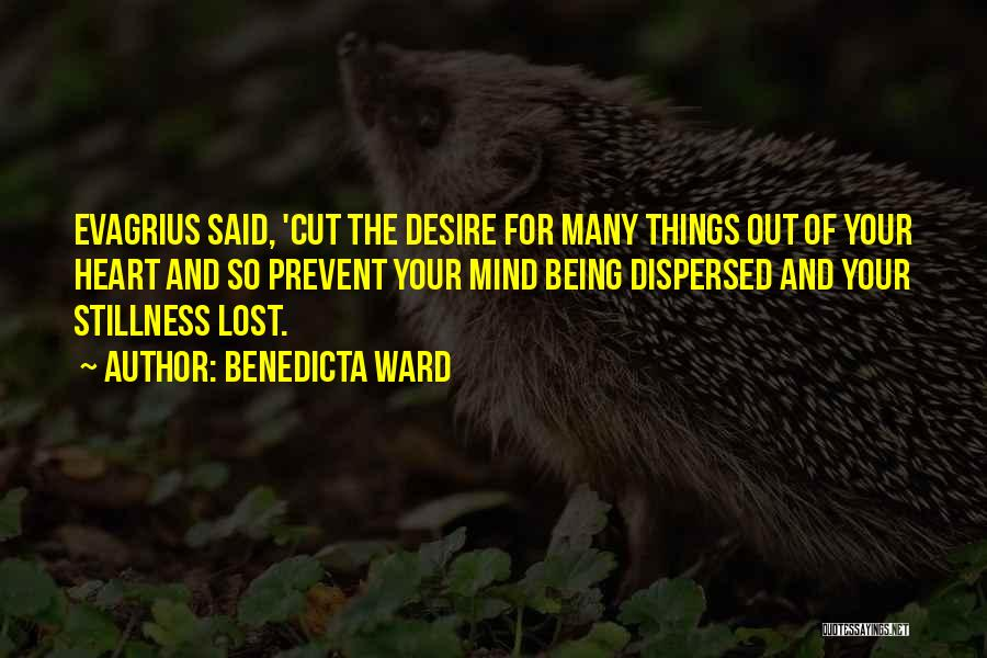 Cut Out Quotes By Benedicta Ward