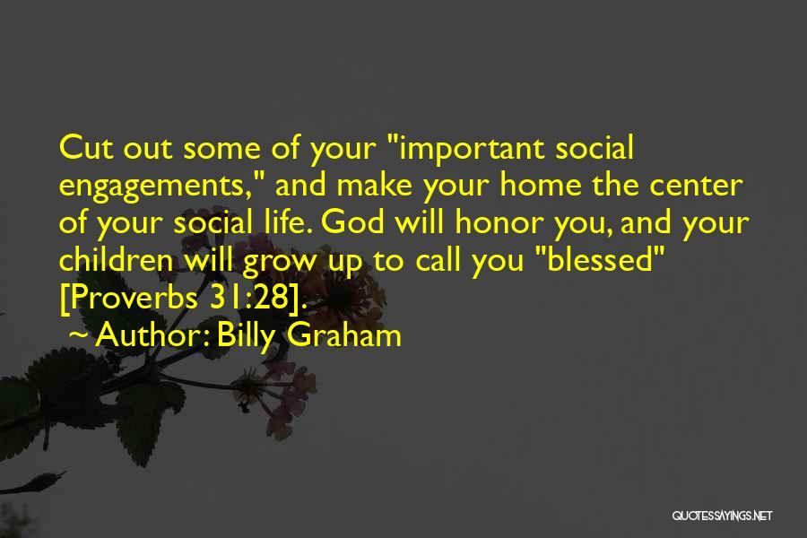 Cut Out Quotes By Billy Graham