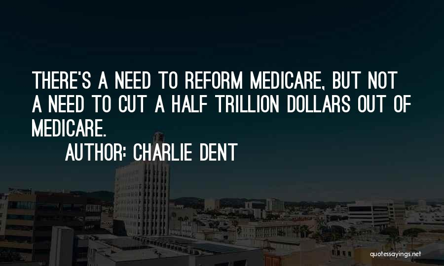 Cut Out Quotes By Charlie Dent