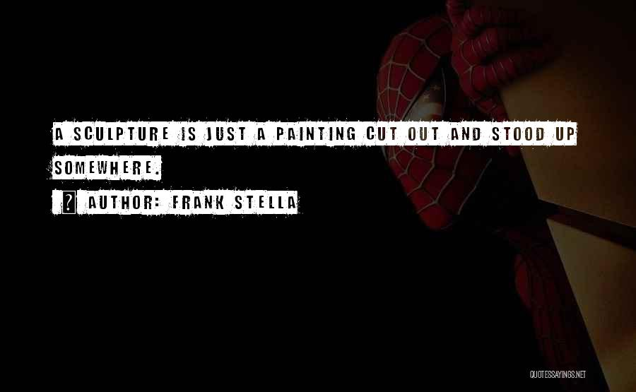 Cut Out Quotes By Frank Stella