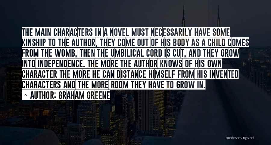 Cut Out Quotes By Graham Greene
