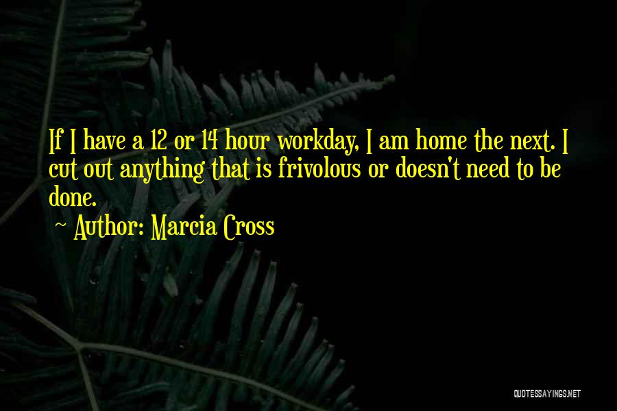 Cut Out Quotes By Marcia Cross