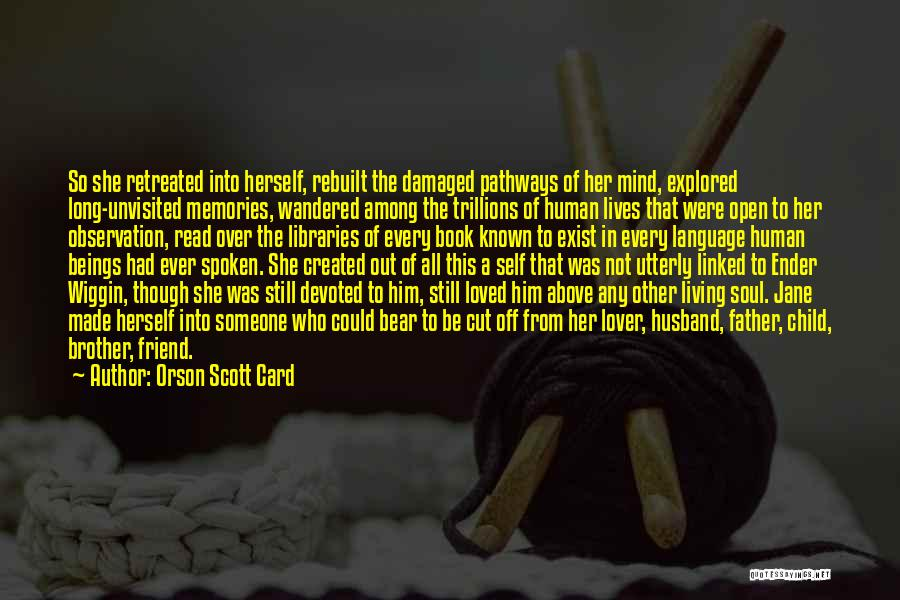 Cut Out Quotes By Orson Scott Card