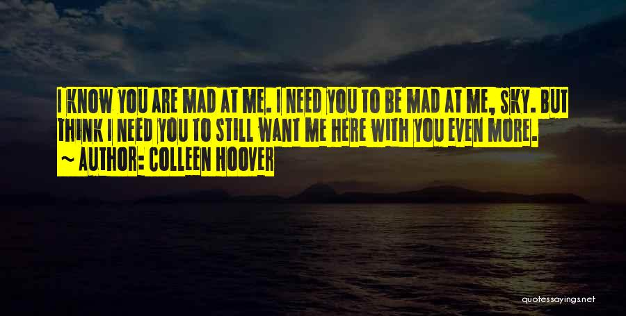 Cute Things Guys Do Quotes By Colleen Hoover