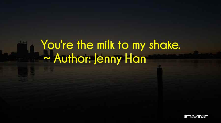 Cute Things Guys Do Quotes By Jenny Han