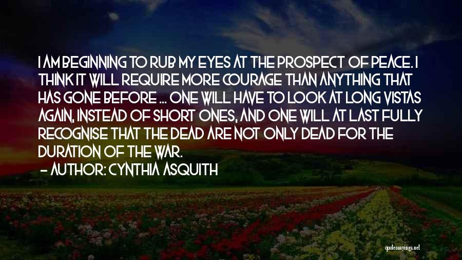 Cynthia Asquith Quotes 1969779