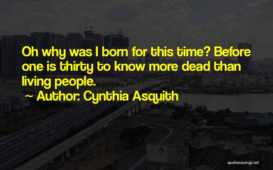 Cynthia Asquith Quotes 942512