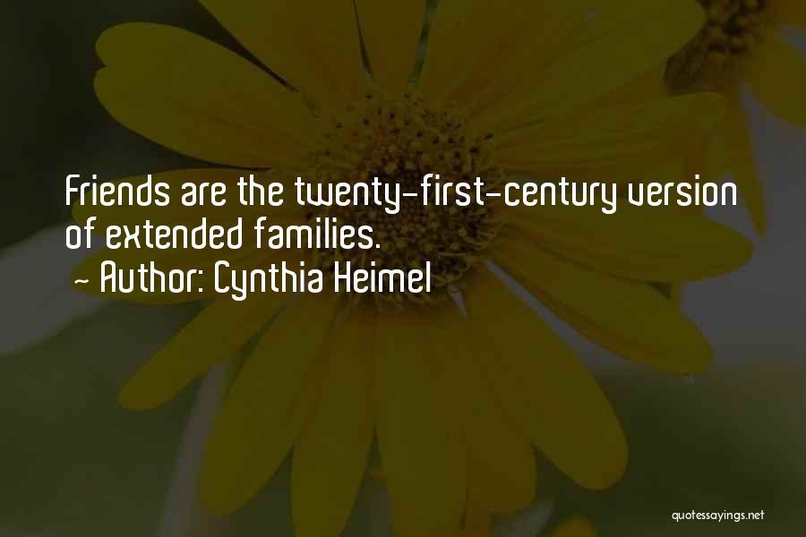 Cynthia Quotes By Cynthia Heimel