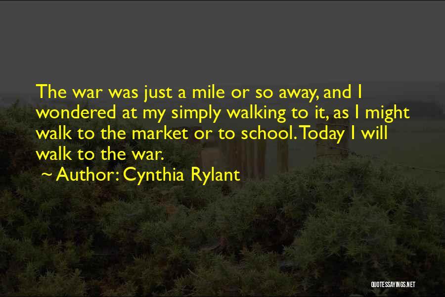 Cynthia Quotes By Cynthia Rylant
