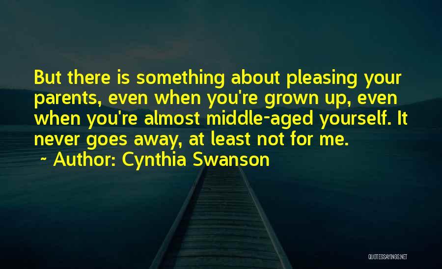 Cynthia Swanson Quotes 943883