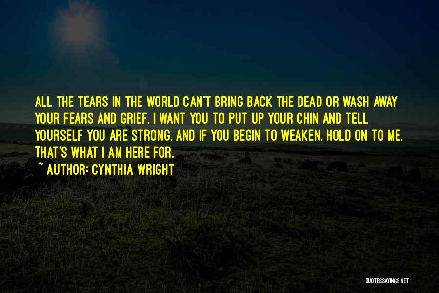 Cynthia Wright Quotes 1091063