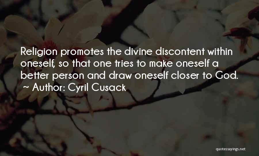 Cyril Cusack Quotes 1710957