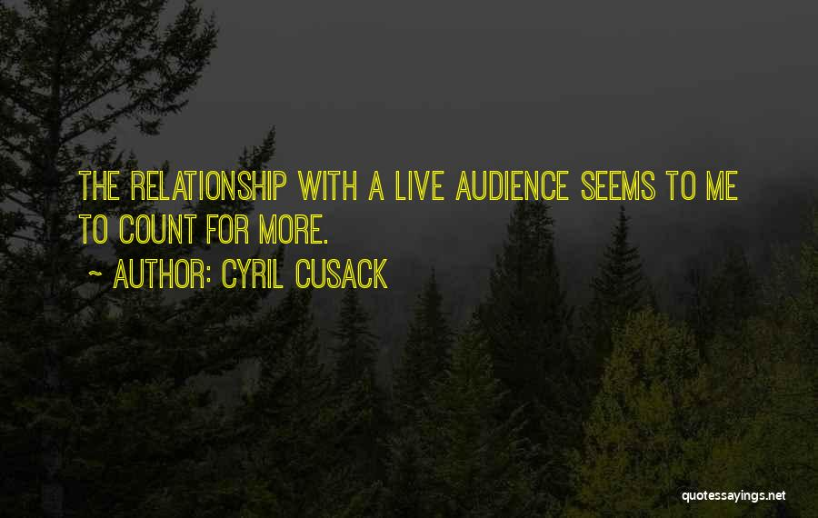 Cyril Cusack Quotes 1738114