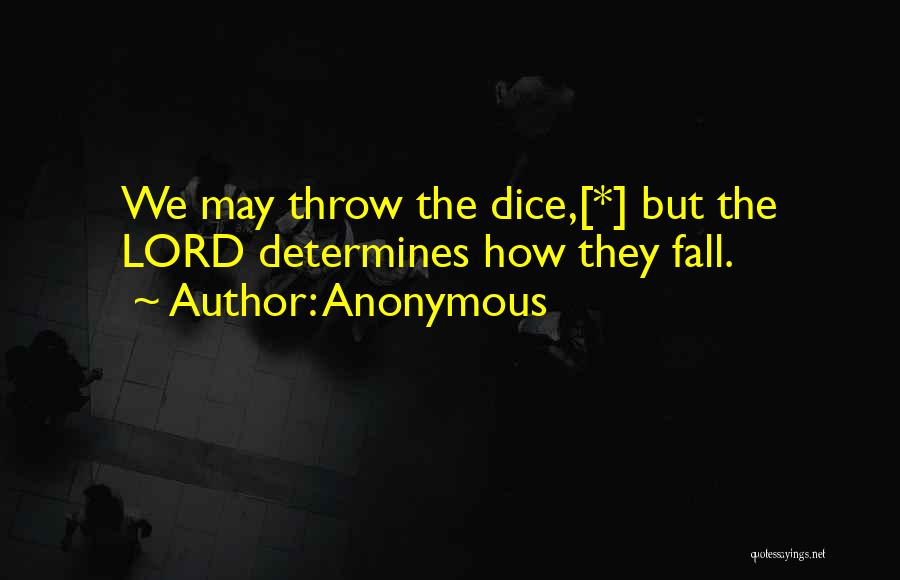 D&d Dice Quotes By Anonymous