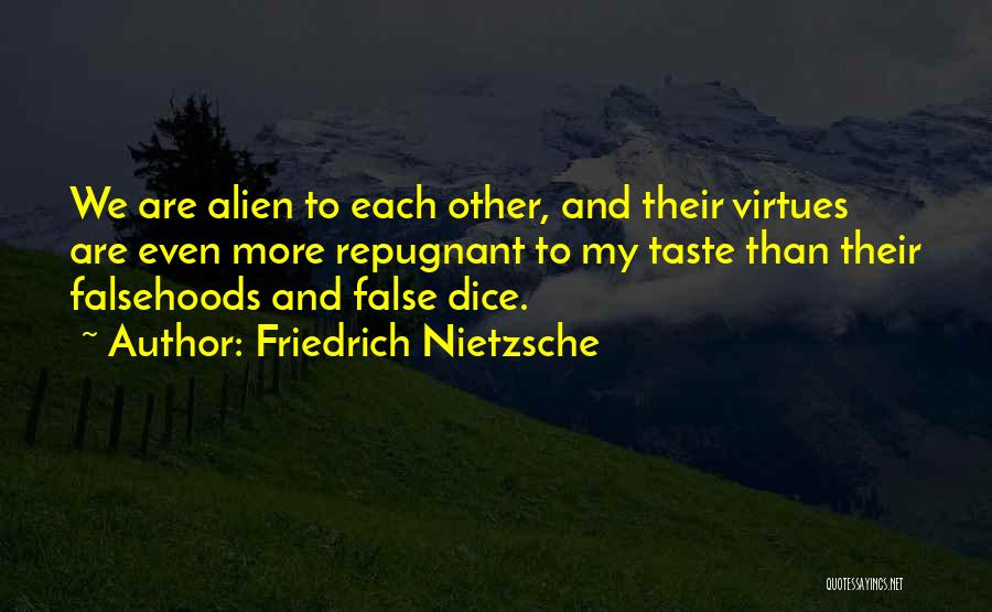 D&d Dice Quotes By Friedrich Nietzsche