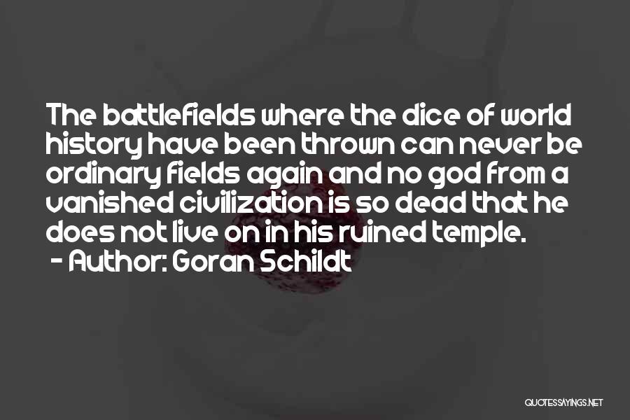 D&d Dice Quotes By Goran Schildt