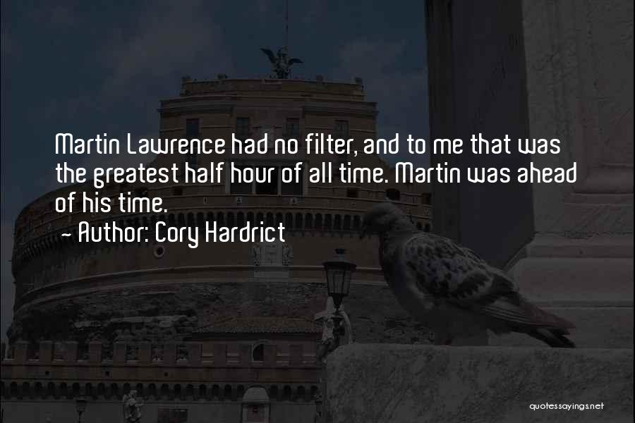 D.h. Lawrence Best Quotes By Cory Hardrict