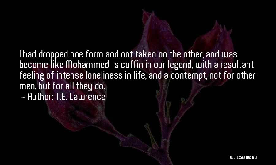 D.h. Lawrence Best Quotes By T.E. Lawrence