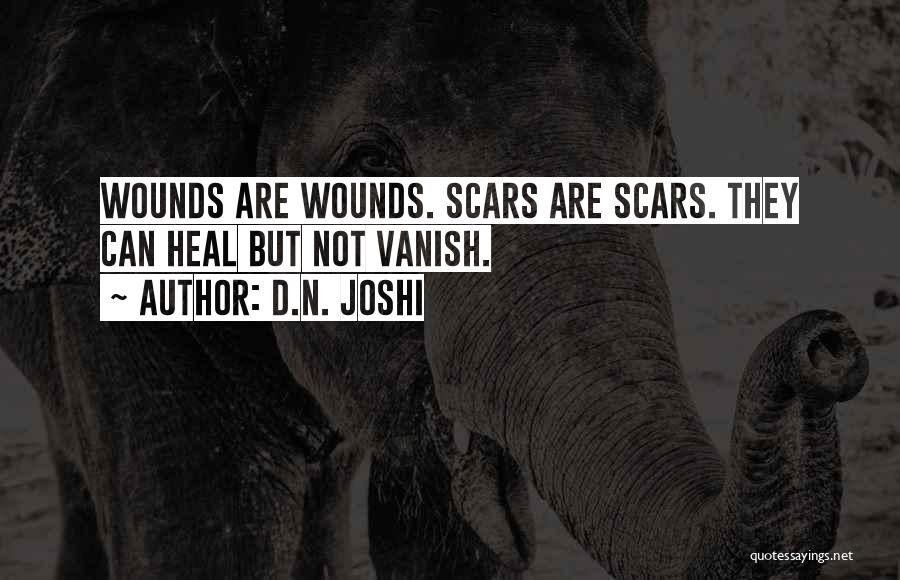 D.N. Joshi Quotes 465111