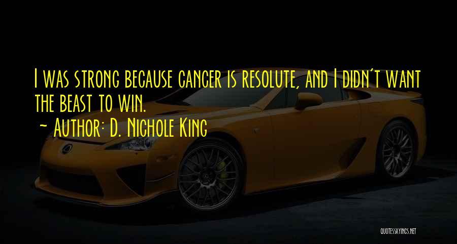 D. Nichole King Quotes 1425234