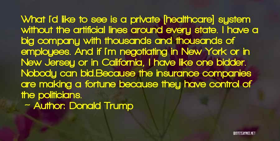 D&o Insurance Quotes By Donald Trump