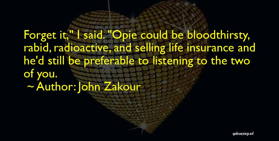 D&o Insurance Quotes By John Zakour