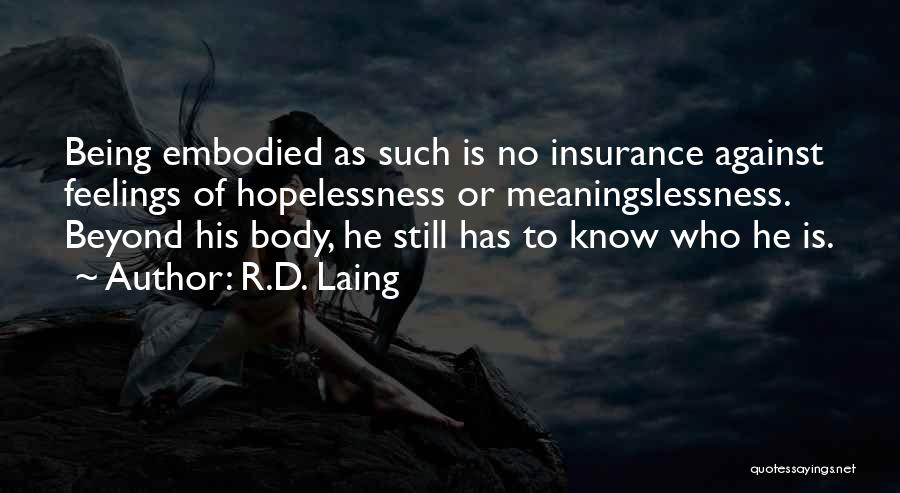D&o Insurance Quotes By R.D. Laing