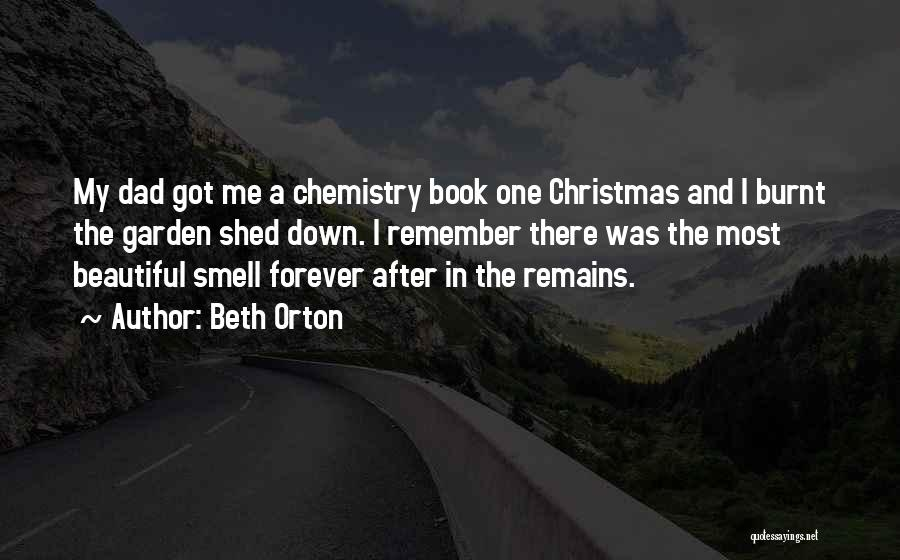 Dad And Christmas Quotes By Beth Orton