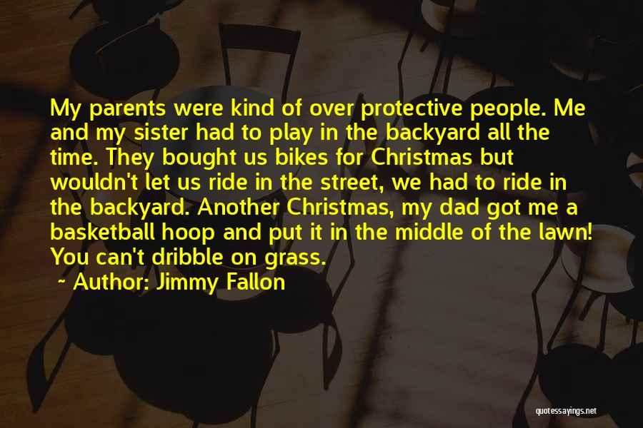 Dad And Christmas Quotes By Jimmy Fallon